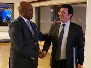 TUROYD Yönetim Kurulu Üyeleri, Rwanda İş Konseyi Turizm Komitesi Toplantısına Katıldı