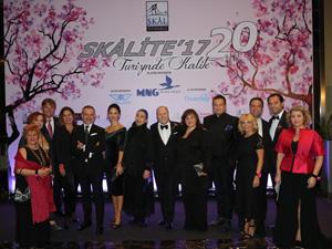 2017 Skalite Ödülleri 'Her Şey'e Rağmen' Konseptiyle Sahiplerini Buldu