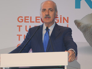 Kültür ve Turizm Bakanı Numan Kurtulmuş; AKTOB üyelerine açık çek verdi