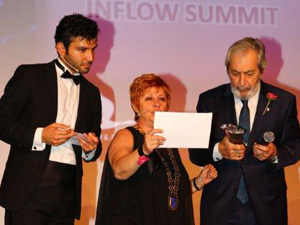"INFLOW Summits'e SKALİTE ""Turizmde Kalite"" ödüllü verildi"