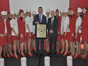 Yolcusunu En Çok Seven Havayolu Şirketi Atlasglobal'e Skytrax'tan Tam Not
