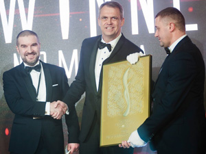 Kayı Holding, projeleriyle ödüller kazanmaya devam ediyor
