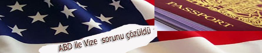 ABD Ankara Büyükelçiliği yayımladığı açıklama ile Türkiye ile yaşanan vize krizinin çözüldüğünü açıkladı