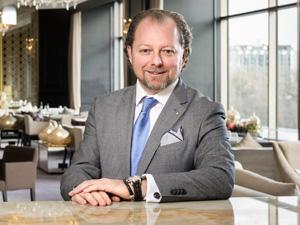 The Ritz-Carlton, İstanbul'un yeni Genel Müdürü Nicolas Antoine Kipper oldu
