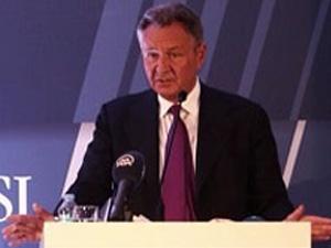 Almanya Turizm Endüstrisi Birliği Başkanı Frenzel Türkiye'ye geldi