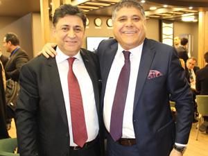 TÜRSAB Başkan Adayı Hasan Erdem EMITT Fuarı'nda hedefini açıkladı