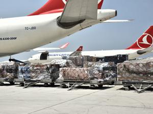 Turkish Cargo, İzmir-New York arasında düzenli kargo seferlerine başlamaya hazırlanıyor