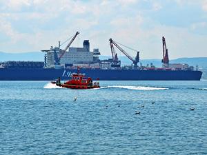 İstanbul Boğazından geçen yıl geçiş yapan gemi sayıları açıklandı