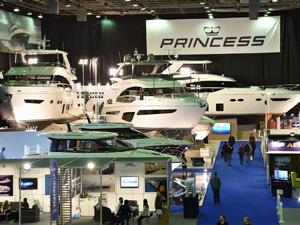 CNR Avrasya Boat Show CNR EXPO Yeşilköy'de açıldı