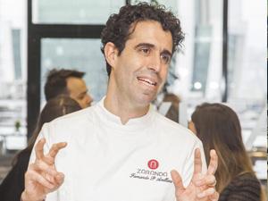 Michelin Yıldızlı Şef Fernando Perez Arellano sektörün önde gelenleri ile mutfakta!