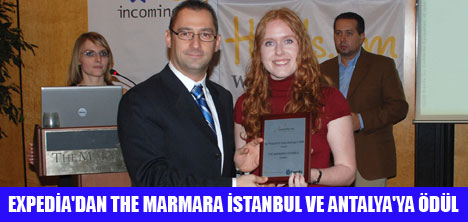 THE MARMARA'YA İKİ ÖDÜL
