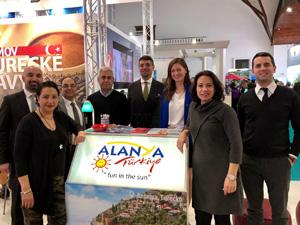 ALANYA Turizm Tanıtma Vakfı (ALTAV) Holiday World Uluslararası Turizm Fuarı'na katıldı