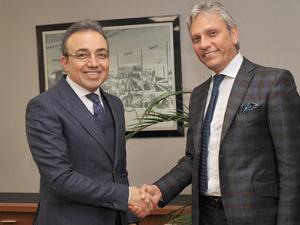 TÜRSAB Başkan Adayı Firuz Bağlıkaya, KGF destekli kredi kullanımı konusunda destek istedi