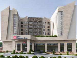 Hilton Garden Inn, bugün Adıyaman'da yeni otelinin açıldığını duyurdu