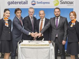 SunExpress, müşteri memnuniyetini artırmak için yeni lezzetli ikramlarla hizmet verecek