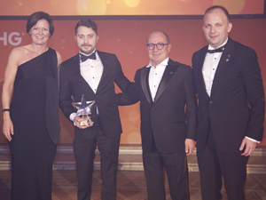 Crowne Plaza Ankara, IHG'nin en büyük ödülünü aldı