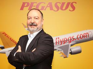 Pegasus 2017'de misafir sayısını % 15 artırdı, yılı 5,3 milyar TL ciro ile kapattı