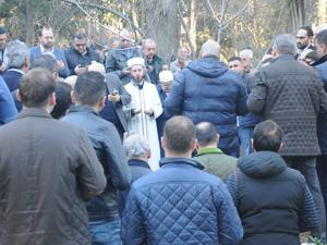 TÜRSAB Yönetim Kurulu Üyesi Canatan Turizm'in sahibi Hacı İbrahim Canatan'ın babası Hacı Ömer Canatan son yolculuğuna uğurlandı