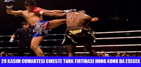 THAI BOKS SÖLENİ CİNE 5'TE
