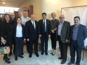 TÜRSAB 2. Başkanı Hasan Erdem, 42. Meslek Komitesi'nden BTSO Meclis Üyesi seçildi