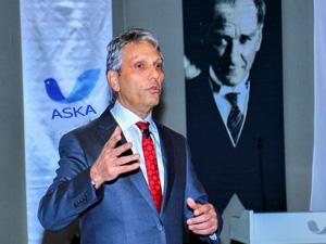 TÜRSAB Başkanı Firuz B. Bağlıkaya, Seçimde söz verdiklerimi gerçekleştirmek için çalışıyorum