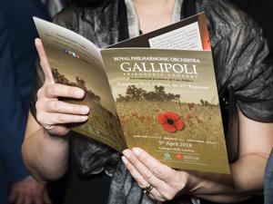 57. Alay-Gelibolu Senfonisi İngiliz Kraliyet Filarmoni Orkestrası ile Londra'da Uluslararası Prömiyerini Yaptı