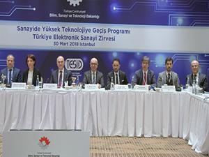 """Bilim, Sanayi ve Teknoloji Bakanı Dr. Faruk Özlü, """"Türkiye'nin geleceği, yüksek teknoloji ve yüksek katma değerdedir"""""""