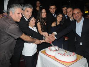 Mövenpick Hotel İstanbul Golden Horn, çok özel bir davetle 3. Yaşını kutladı