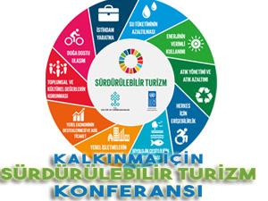 Kalkınma için Sürdürülebilir Turizm Konferansı, 13 Nisan 2018 tarihinde İzmir  Wyndam Grand Otel'de gerçekleştirilecek