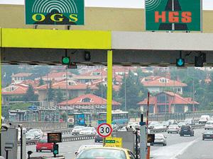 """Otoyol ve köprü geçişlerinde kullanılan Hızlı Geçiş Sistemi """"HGS"""" 11 milyonu aştı"""