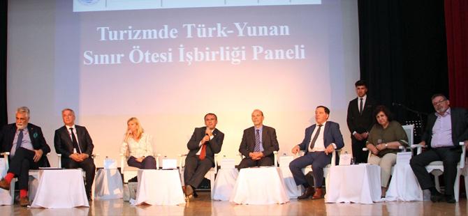 Türkiye'den 1, 5 milyon Türk'ün seyahat ettiği Yunanistan'dan Türkiye'ye 200 bin kişide kaldı