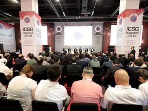 ICSG 2018, görkemli bir açılış töreniyle ziyaretçilerini ağırlamaya başladı