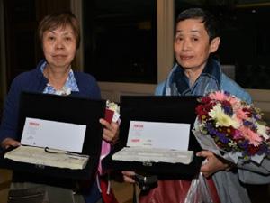 TÜRSAB Heyeti, geçtiğimiz günlerde mağdur duruma düşürülen Japon turistleri ziyaret etti