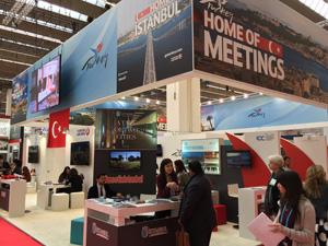 Türkiye 16 yıldır Uluslararası Kongre Turizmi Fuarı IMEX Fuarı'nda katılımcı olarak yer alıyor