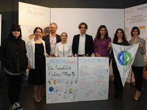 """Avène Güneş Ürünleri ve TURMEPA, denizlerin korunması amacı ile """"Ekosorumluluk Çalıştayı""""nda bir araya geldi"""