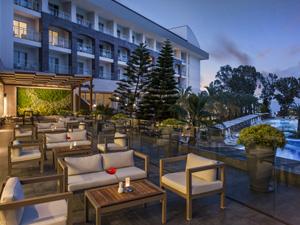 Şezlongları şimdiden dolan Antalya'ya Double Tree by Hilton açıldı!