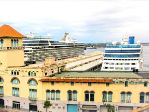 Global Ports Holding, Küba'da Havana Kruvaziyer Limanının işletilmesine yönelik anlaşma imzaladı