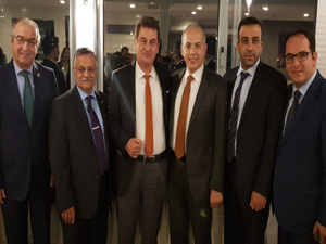 Geleneksel olarak düzenlenen SunExpress iftar yemeklerinin ilki Ankara'da gerçekleşti