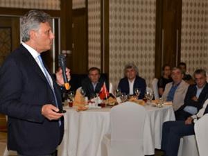 TÜRSAB'ın iftar davetlerinin sonuncusu Nevşehir'de gerçekleştirildi