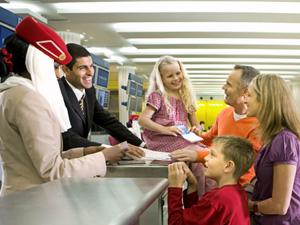 Emirates Skywards, 'My Family' adlı mil programı ile ailelere sunduğu imkanları ve ayrıcalıkları genişletti