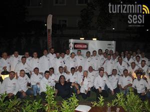 Executive Chefler, Kayalar Mutfak organizasyonuyla Lokanta Nev Nihal'de bir araya geldi
