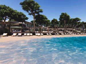 Indigo Beach Club ile eğlencenin tadını tüm gün boyunca doyasıya çıkaracağınız plaj keyfi sunuyor