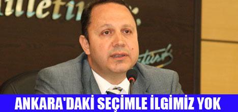 """ŞERİF YENEN, """"GÖREVİMİN BAŞINDAYIM"""""""