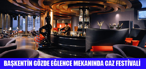 "COPPER CLUB'DAN ""GECE CAZI"""