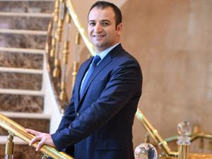 Anadolu Yakası'nın yeni konaklama adresi Elite World Asia Hotel'in Genel Müdürü Ahmet Korkut oldu