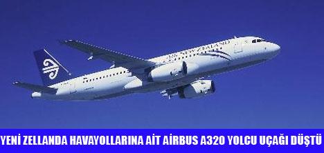 AİRBUS A320 EĞİTİM UÇUŞUNDA DÜŞTÜ