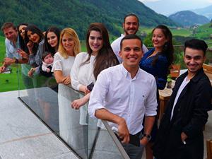 INFLOW, bu kez İsviçre'nin Luzern şehrindeydi