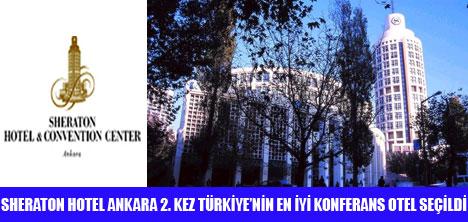 SHERATON EN İYİ KONFERANS OTELİ