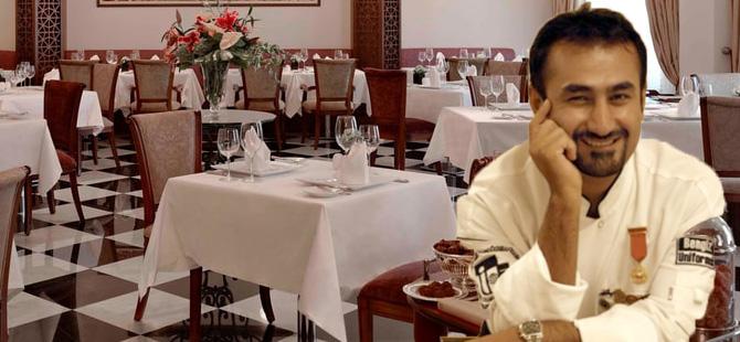 Hasan Korkmaz, Pera Palace Hotel'in yeni Executive Chef'i oldu