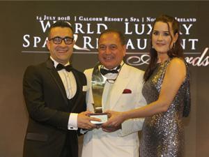 NG Hotels, 2018 World Luxury SPA Awards'da iki ödüle birden layık görüldü